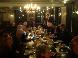 Bijeenkomst wethouders en fractievoorzitters met minister Asscher